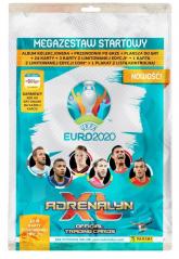 Adrenalyn XL EURO 2020 Megazestaw startowy -  | mała okładka