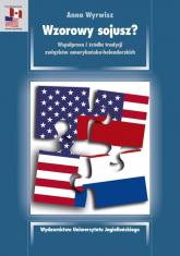 Wzorowy sojusz? Współpraca i źródła tradycji związków amerykańsko-holenderskich - Anna Wyrwisz | mała okładka