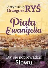 Piąta Ewangelia Daj się poprowadzić słowu - Grzegorz Ryś | mała okładka