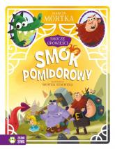 Smocze opowieści Tom 3 Smok pomidorowy - Marcin Mortka | mała okładka