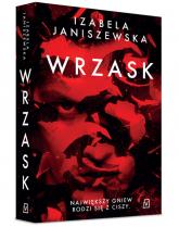 Wrzask - Izabela Janiszewska | mała okładka