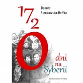 1720 dni na Syberii - D. Sienkowska-Haffke | mała okładka
