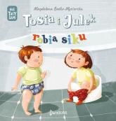 Tosia i Julek robią siku - Magdalena Boćko-Mysiorska | mała okładka
