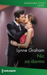 Nic za darmo - Lynne Graham | mała okładka