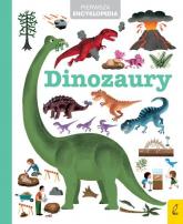 Pierwsza encyklopedia Dinozaury -  | mała okładka
