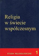 Religia w świecie współczesnym -  | mała okładka