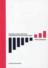 Wieloletnia prognoza finansowa w jednostkach samorządu terytorialnego - Michał Jędrzejczyk | mała okładka