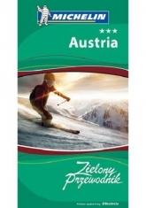 Austria. Zielony Przewodnik. Wydanie 2  - praca zbiorowa | mała okładka