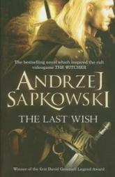 The Last Wish  - Andrzej Sapkowski | mała okładka