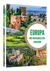 Europa 1001 najpiękniejszych zakątków - Marcin Jaskulski   mała okładka