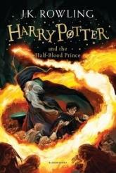 Harry Potter and the Half-Blood Prince  - J.K. Rowling | mała okładka