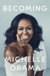 Becoming - Michelle Obama   mała okładka