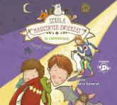 Szkoła magicznych zwierząt W ciemnościach - Margit Auer   mała okładka