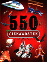 550 ciekawostek -  | mała okładka