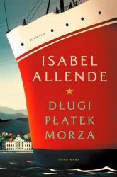 Długi płatek morza - Isabel Allende   mała okładka
