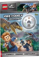 LEGO Jurassic World. Przygody z dinozaurami LNC-6202 -    mała okładka