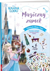 Kraina lodu. Magiczny zamek DOM-9101 -  | mała okładka