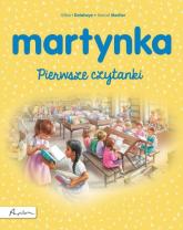 Martynka Pierwsze czytanki - Gilbert Delahaye | mała okładka