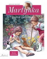 Martynka kocha zwierzaki - Gilbert Delahaye | mała okładka