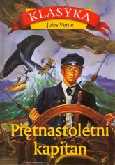 Piętnastoletni kapitan - Jules Verne | mała okładka