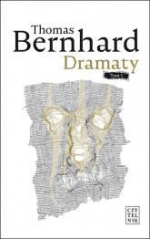 Dramaty - Thomas Bernhard | mała okładka