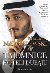 Tajemnice hoteli Dubaju - Marcin Margielewski | mała okładka