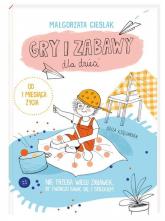 Gry i zabawy dla dzieci - Małgorzata Cieślak | mała okładka