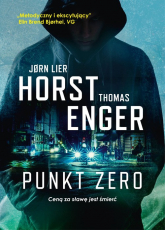 Punkt zero - Horst Jorn Lier, Enger Thomas | mała okładka