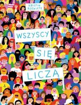 Wszyscy się liczą - Kristin Roskifte | mała okładka