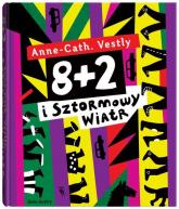 8 + 2 i Sztormowy Wiatr - Anne-Cath Vestly   mała okładka
