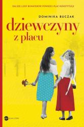 Dziewczyny z placu - Dominika Buczak | mała okładka
