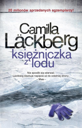 Księżniczka z lodu Fjällbacka. 1. - Camilla Läckberg | mała okładka