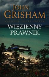 Więzienny prawnik - John Grisham | mała okładka