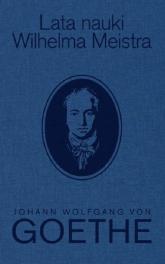 Lata nauki Wilhelma Meistra - Goethe von Johann Wolfgang | mała okładka