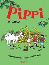 Pippi w parku - Astrid Lindgren | mała okładka