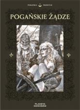 PPGraphics prezentuje: Pogańskie Żądze - Szymborska Anna Helena | mała okładka