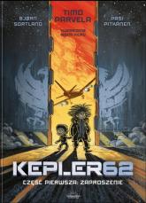 Kepler62 Część pierwsza Zaproszenie - Sortland Bjorn, Parvela Timo | mała okładka