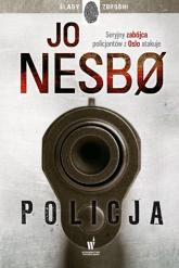 Policja - Jo Nesbo | mała okładka