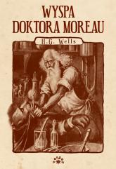 Wyspa doktora Moreau - Wells Herbert George | mała okładka