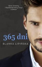 365 dni Wielkie Litery - Blanka Lipińska | mała okładka