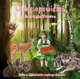 Leśne opowieści - Katarzyna Patalan | mała okładka