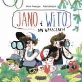 Jano i Wito Na wakacjach - Wiola Wołoszyn | mała okładka