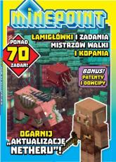 Minepoint Łamigłówki i zadania mistrzów walki i kopania -    mała okładka