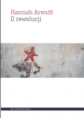 O rewolucji - Hannah Arendt | mała okładka