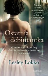 Ostatnia debiutantka - Lesley Lokko   mała okładka