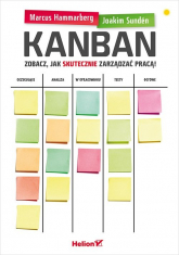 Kanban - Hammarberg Marcus, Sunden Joakim | mała okładka