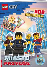 Lego City Miasto przygód SAC-6012 -  | mała okładka