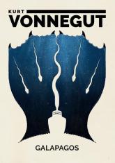 Galapagos - Kurt Vonnegut | mała okładka