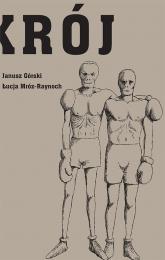 Przekrój przez Mroza - Górski Janusz, Mróz-Raynoch Łucja | mała okładka