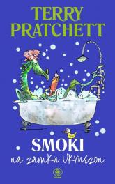 Smoki na zamku Ukruszon - Terry Pratchett | mała okładka